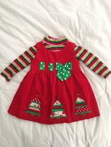 Corduroy Christmas dress infants in Beaufort, South Carolina
