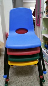 4 kids chairs. in Oceanside, California