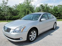2004 Nissan Maxima SE in Fort Polk, Louisiana
