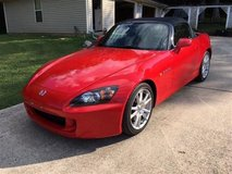Honda S2000 in Fort Campbell, Kentucky