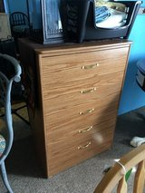 "Chest of draws 5 draws. 16"" deep 39""wide 43"" tall in Conroe, Texas"