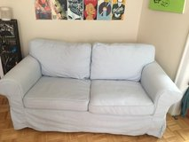 IKEA couch in Chicago, Illinois