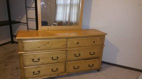 Dresser in Fort Knox, Kentucky