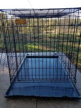 Large dog cage/crate in Fort Leonard Wood, Missouri