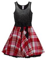 Justice Plaid Dress size 6 in Aurora, Illinois