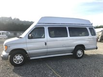 1999 Ford e350 high top van in Fort Lewis, Washington