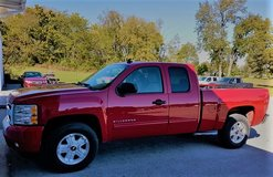 2011 Silverado Extended Cab 2WD in Fort Campbell, Kentucky
