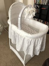 Bassinet in Lackland AFB, Texas