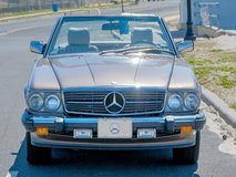 1988 Mercedes-benz Sl-class in Eglin AFB, Florida