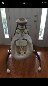 Baby Swing in Fort Jackson, South Carolina