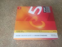 Adobe Creative Suite 5.5 Student / Teacher Edition -Mac OS in Oceanside, California