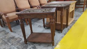 IRON SCROLL END TABLES in Cherry Point, North Carolina