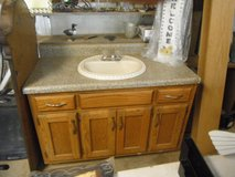 sink and cabinet in Fort Leonard Wood, Missouri