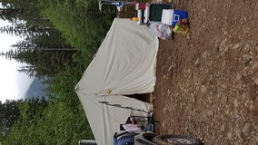 16x20 Montana Canvas Wall tent w/lots of extras in Fort Lewis, Washington