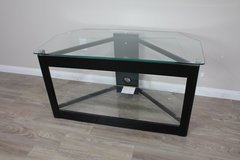 Glass Tv Stand in Kingwood, Texas