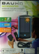 Solar Charger for cell phones, tablets & USB devices - NEW in Box in Warner Robins, Georgia