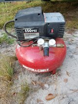 Air compressor in Camp Lejeune, North Carolina