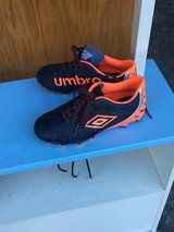 Umbro Soccer cleats in Naperville, Illinois
