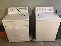 Washer and Dryer in Naperville, Illinois
