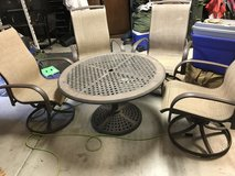 Patio furniture in Camp Pendleton, California