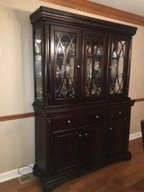 Dining room hutch in Batavia, Illinois