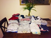 baby boy clothes 0-3  6-9 months in Fairfield, California