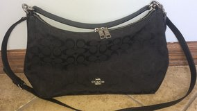 Authentic Coach hobo purse bag cross body strap in Chicago, Illinois