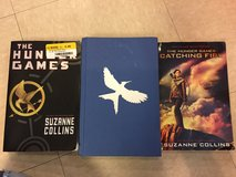 Hunger Games Trilogy in Okinawa, Japan
