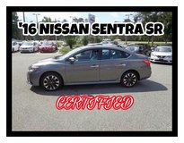 *** CeRTiFied 2016 NISSAN SENTRA SR *** in Hinesville, Georgia