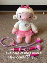 Take Care of Me Lambie in Ramstein, Germany