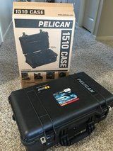 Pelican Waterproof Case 1510 (With Pluckable Foam) in Tacoma, Washington
