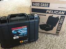 Pelican Waterproof Case 1400 (With Pluckable Foam) in Tacoma, Washington