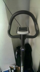 Home bike and weight set in Wiesbaden, GE