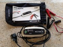 CTEK battery trickle charger in Spangdahlem, Germany