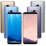 New Samsung Galaxy S8 Plus SM-G955FD Duos 6.2'' 12MP FACTORY UNLOCKED 64GB Coral Blue Phone in Fort Hood, Texas