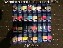 Paint samples for crafts - 32 in Ramstein, Germany