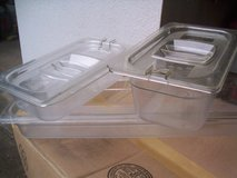 Food Container with lid-Warmplates--Dishes in Ramstein, Germany