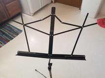 Music Sheet Stand with carrying case in Fort Leonard Wood, Missouri