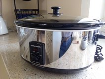 Oval slow cooker 6.5 liters in Spangdahlem, Germany