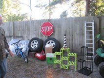 yard sales in Wilmington, North Carolina