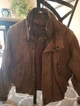 Leather jacket- women's in Bartlett, Illinois