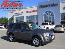 2011 Ford Escape XLT-One Owner-Clearance Priced!(Stk#14650a) in Cherry Point, North Carolina