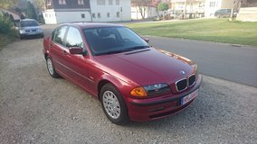 Bmw 316i with new inspection in Hohenfels, Germany