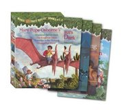 Magic Tree House: Books 1-4 Boxed Set Age Range 6-9 * Grade 1st - 4th in Joliet, Illinois