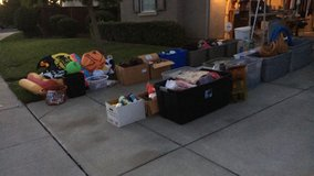 Yard Sale in Travis AFB, California