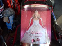 2001 holiday barbie in Fort Knox, Kentucky
