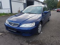 2002 AUTOMATIC HONDA ACCORD *LOW KM * GUARANTE INSPECTION in Spangdahlem, Germany