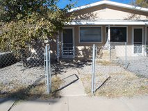 Large one bedroom apt on 14th st. in Alamogordo, New Mexico