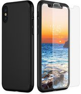 MYRIANN iPhone X Case,Dual Layer Textured Ultra Slim Shock Absorbent in Clarksville, Tennessee