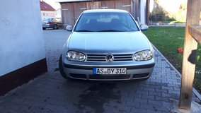 VW Golf 4 manuell in Grafenwoehr, GE